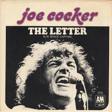 Joe Cocker With Leon Russell And The Shelter People The Letter