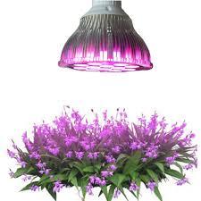 Puretime 54W LED Grow Light E27 PAR38 Plant Growing LED Light Bulb