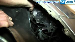 how to change bulbs front headlight fog light and signals 2008 14