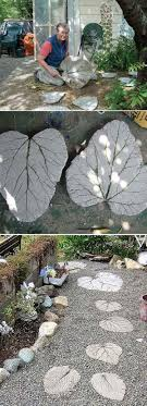 23 DIY Stepping Stones To Brighten Any Garden Walk - Amazing DIY ... Garden With Tropical Plants And Stepping Stones Good Time To How Lay Howtos Diy Bystep Itructions For Making Modern Front Yard Designs Ideas Best Design On Pinterest Backyard Japanese Garden Narrow Yard Part 1 Of 4 Outdoor For Gallery Bedrock Landscape Llc Creative Landscaping Idea Small Stone Affordable Path Family Hdyman Walkways Pavers Backyard Stepping Stone Lkway Path Make Your