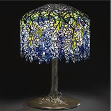 Tiffany Style Lamp Shades by Furniture Relaxing Tiffany Lamps For Sale With Leaf Like Lamp