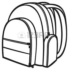 bag clipart black and white OurClipart