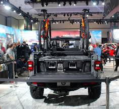 100 Jeep Gladiator Truck Gallery Pickup Jeeps 7figure SUVs Camper Vans And More From The