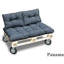 canape panama palette panama coussin coussin de dos siège coussin canapé