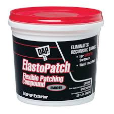 Dap Gallon Flexible Floor Patch And Leveler by Zinsser 1 Qt Ready Patch Spackling And Patching Compound 04424