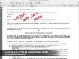 Step 3 Breakdown of Your tario Mortgage mitment Letter and