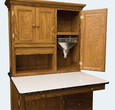 amish crafted hoosier kitchen cabinets hutches buffets