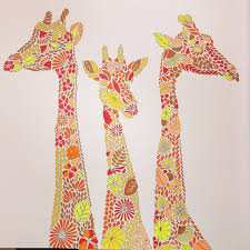 Giraffes Are Fairytale Animals Almost Heraldic Its An Incredibly Difficult Thing To Bring A Giraffe Down They Can Kill Lion With Single Blow From