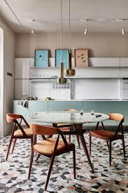 le terrazzo dans la cuisine tendance granito cuisine