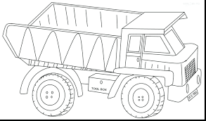 Dump Truck Drawing At GetDrawings.com | Free For Personal Use Dump ...
