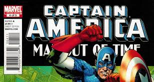 Cap Man Out Of Time