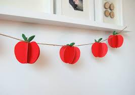 Apple Kitchen Decor Canada by Best 25 Apple Decorations Ideas On Pinterest Classroom Wreath