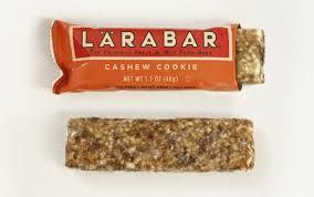 Cashew Cookie Larabars