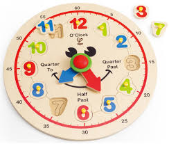 Hape Kitchen Set South Africa by Hape Happy Hour Clock Tell The Time Wooden Learning Toy Gift