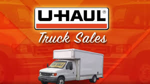 U-Haul Truck Sales - YouTube