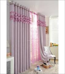 Purple Sheer Curtains Walmart by Interiors Amazing 96 Inch White Curtains Pink Lace Valance