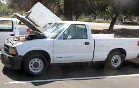 100 Chevy Work Truck A Look Back At S Electric S10 Medium Duty Info