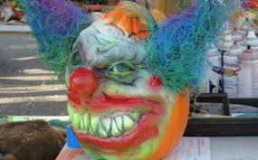Calabasas Pumpkin Festival 2014 by Master Pumpkin Carving The Ghoulie Guide