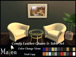 Free Table And Chairs Promo Glass Top Comfy Leather Set Choices 6