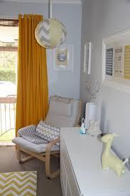 project nursery part 2 oscar s yellow and grey chevron nursery