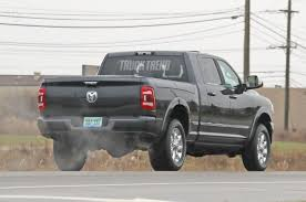 SPIED: 2020 Ram Heavy Duty Completely Uncovered
