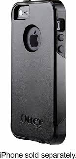 OtterBox muter Series Case for Apple iPhone SE 5s and 5 Black