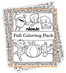 Free Halloween Coloring Pages Photo Gallery Of Nick Jr