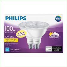 lighting philips led indoor flood light bulbs dimmable led