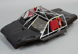 100 Best Short Course Rc Truck 110 Scale RC Body INTERIOR COCKPIT W ROLL CAGE