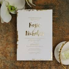 Rustic Wedding Invitations With A Vintage Feel