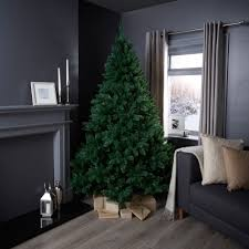 Christmas Tree 7ft by 7ft Mountain Pine Classic Christmas Tree Departments Diy At B U0026q
