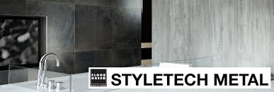 floorgres styletech metal italian porcelain tile