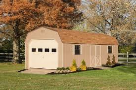10x16 colonial hip roof storage barn sheds pinterest