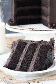 Best Chocolate Cake incredibly moist and chocolatey