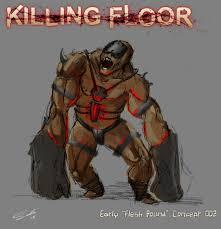 Killing Floor Fleshpound Hitbox by Killing Floor Scrake Mutator 100 Images The Zed Specimen List