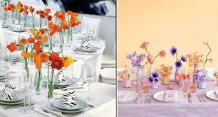 Table Setting Ideas Modern Wedding Round Settings Blue