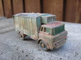100 Refrigerator For Truck Matchbox Lesney GMC This Is What Happ Flickr