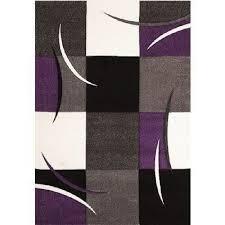 tapis aubergine pas cher tapis de salon violet achat vente tapis de salon violet pas