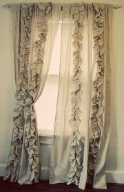 Purple Waterfall Ruffle Curtains by 290 Best Cortinas Images On Pinterest