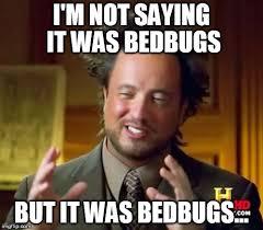 Bedbugs Imgflip