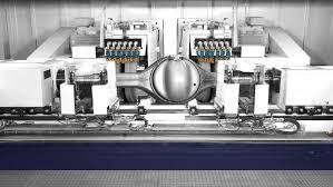 100 Truck Axles Rear Machining Solutions DANOBAT