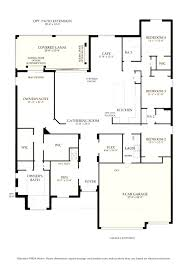 Centex Homes Floor Plans by Pulte Homes Floor Plan Corglife