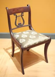 Lyre Back Chairs History by Furniture Duncan Phyfe Rose Back Chairs Duncan Phyfe Chairs For