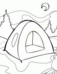 X Camping Coloring Page 231061 Georgia Bulldog Pages