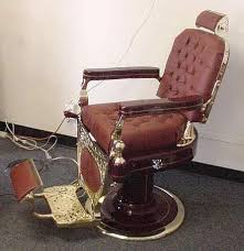 Fully Reclining Barber Chair by Barbershop Items Just For Fun Usa