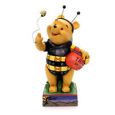 Jim Shore Halloween Ebay by Enesco H7 Disney Traditions Halloween Jim Shore 7in Pooh As Honey