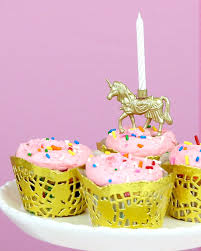 to add an extra magical touch to your cupcakes or cakes Even add a candle holder on top for the perfect way to make birthday wishes e true