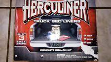 Herculiner Bed Liner Kit by Roll On Bed Liner Ebay