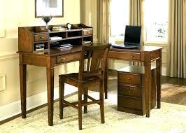 Rustic Corner Desk Office From Pottery Barn Bordeaux Oak Computer