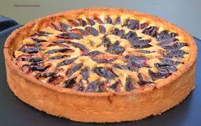 dessert aux quetsches recette tarte aux quetsches comme en alsace 4 saisons en cuisine